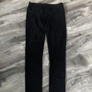 Lululemon Black Yoga Pants Size 4 or 6